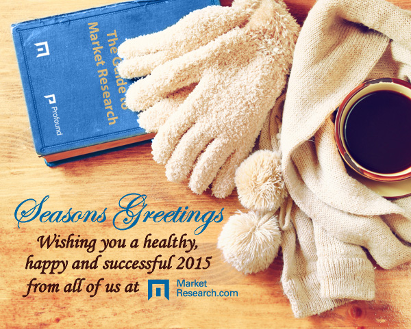 Happy Holidays from MarketResearch.com