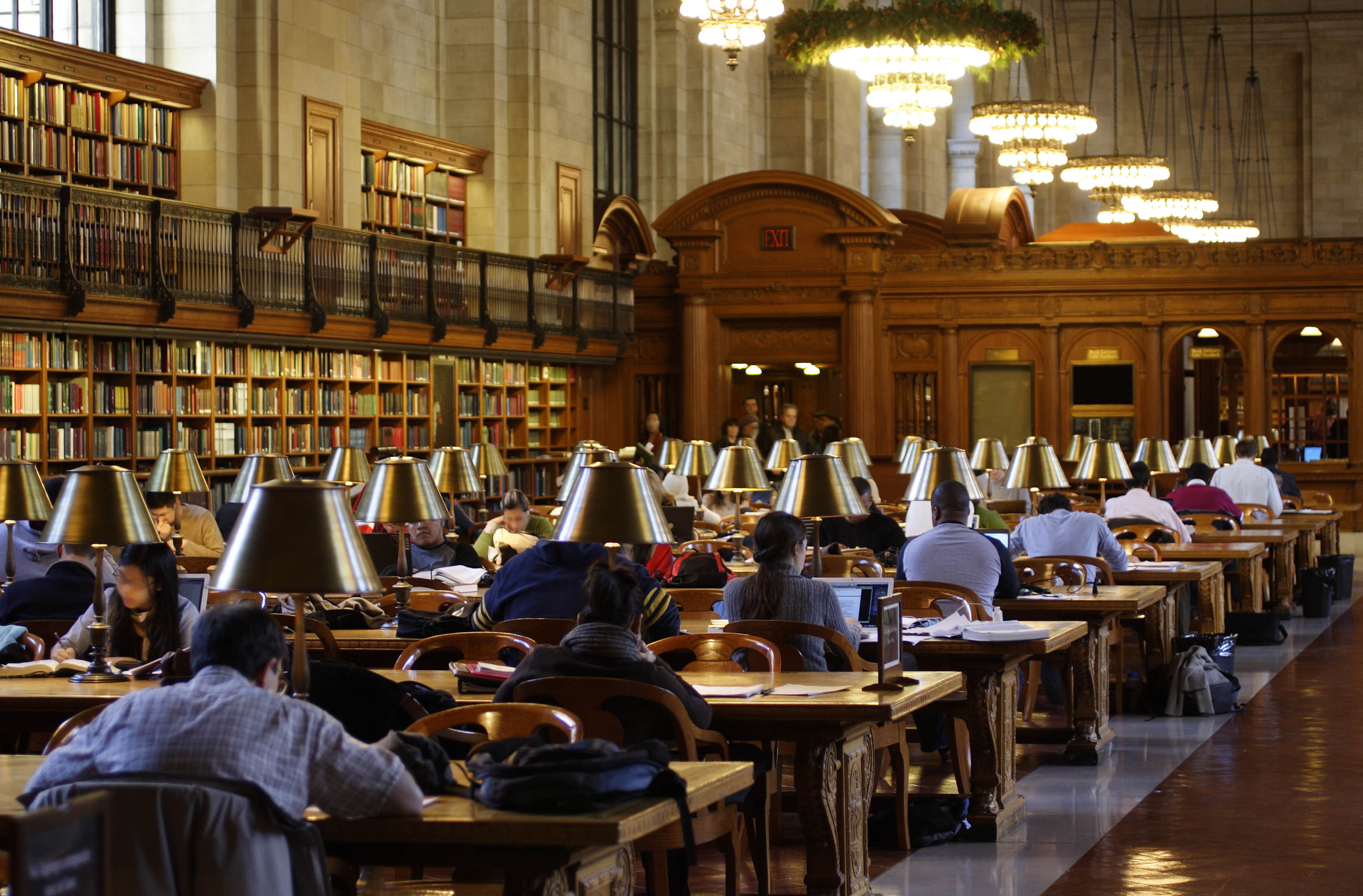 How your business library can make money for you