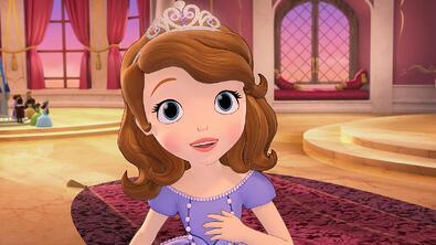princess animation