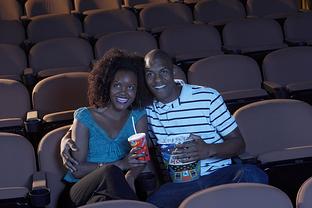 Couple Watching Movie resized 600
