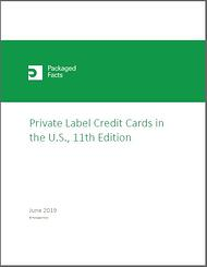 Private Label Credits Cards Report