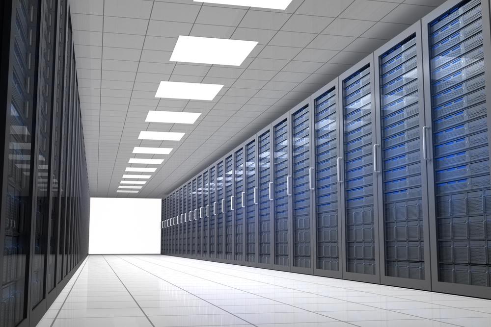 optical modulator use in data centers