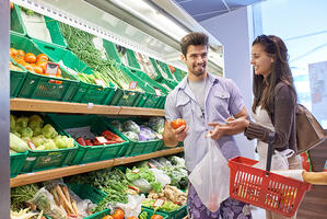 Trends in the food industry