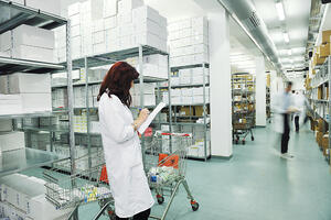 Chinese pharmaceutical industry
