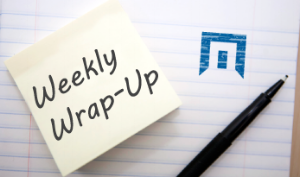 weekly wrap-up 4/12/19