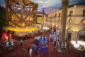 Gambling market forecast