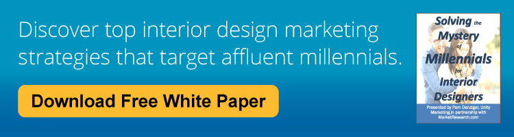 Unity Marketing White Paper: Solving the Mystery of Millennials for Interior Designers
