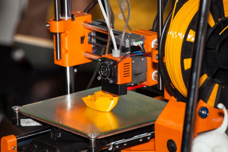 5 Key Trends in 3D Printing Materials