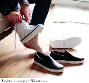 The Footwear Industry: A Bright Spot in Apparel