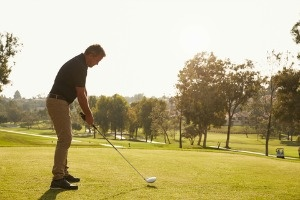 US Interest in Golf Swinging in Equipment Suppliers' Favor