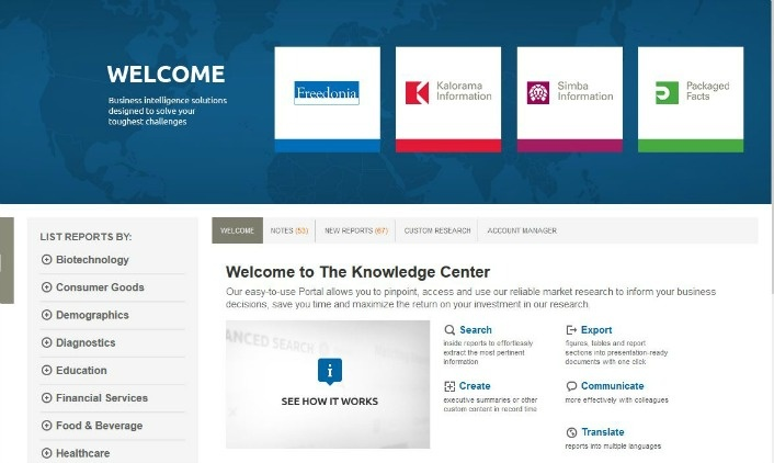 Take a Look at the Updated Knowledge Center Platform