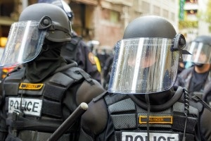 Properly Equipped Police Forces Key to Security at National Conventions