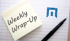 Weekly Wrap-Up: January 12, 2018