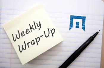 Weekly Wrap-Up: December 1, 2017